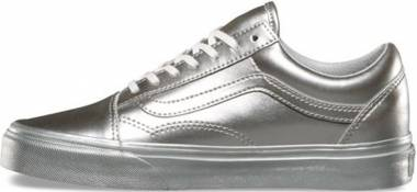 Vans Metallic Old Skool Silver Men
