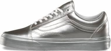 Vans Metallic Old Skool - Silver