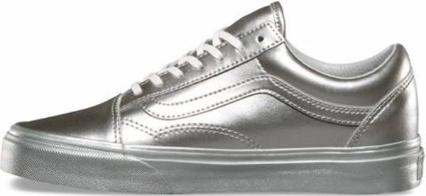 Vans Metallic Old Skool - Silver