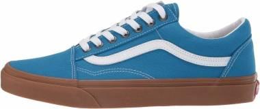 Vans Gum Old Skool - Blue (VN0A4U3BWYZ)