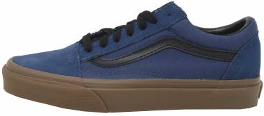Vans Gum Old Skool Dark Denim/Gum Men