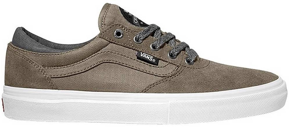 Vans Gilbert Crockett Pro sneakers in brown (only $55)   RunRepeat