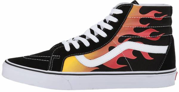 8de21ad4d1 9 Reasons to NOT to Buy Vans Flame SK8-Hi Reissue (Apr 2019)