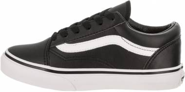 Vans Classic Tumble Old Skool - Black/True White