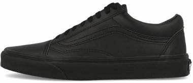 Vans Classic Tumble Old Skool Black Mono Men