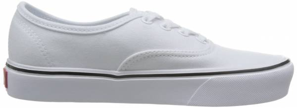 Vans Canvas Authentic Lite White. Any color. Vans Canvas Authentic Lite Black  Men b9f02bc4e