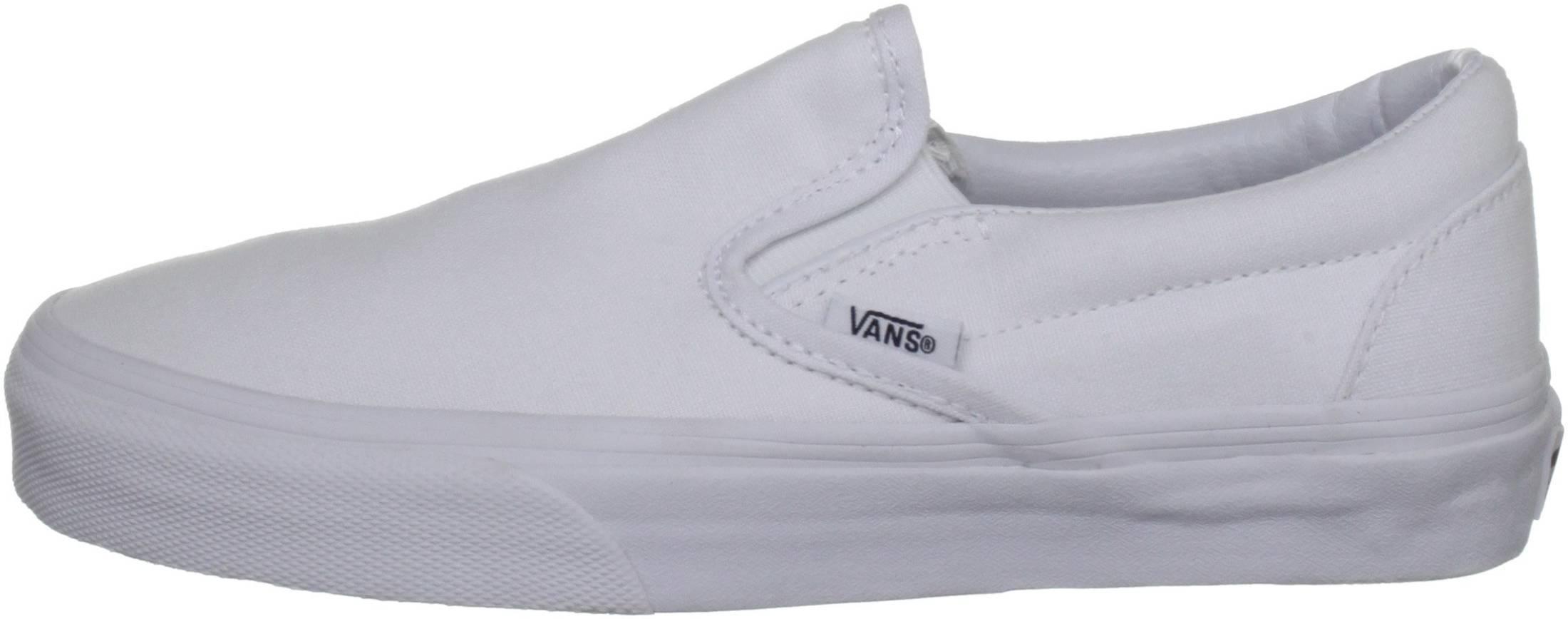 white vans on sale