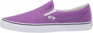 Vans Slip-On - Dewberry True White (VN0A4BV38ZP)