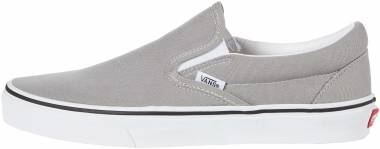 Vans Slip-On - Gray (VN0A4U38IYP)