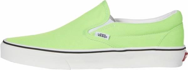 Vans Slip-On - Green Gecko / True White (VN0A4U38WT5)