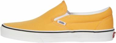 Vans Slip-On - Blazing Orange / True White (VN0A4U38WT4)