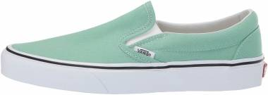 Vans Slip-On - Neptune Green/True White