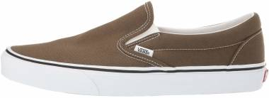 Vans Slip-On - Beech/True White
