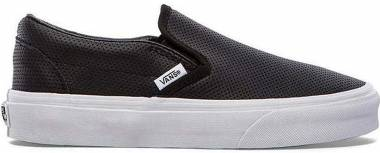 Vans Perf Leather Slip-On - Black