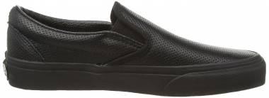 Vans Perf Leather Slip-On Black Men