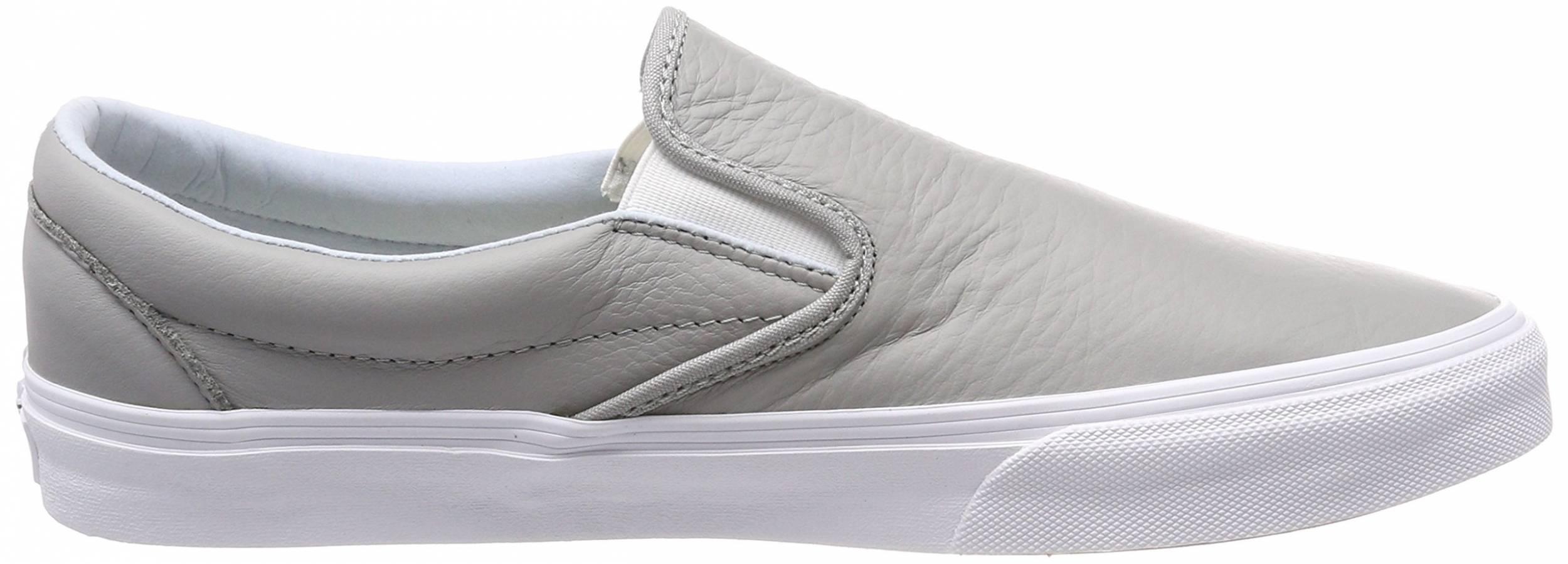 Vans Leather Slip-On