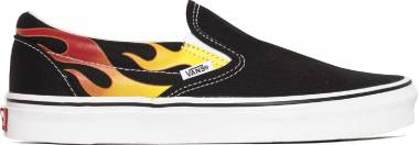 Vans Flame Slip-On - Black