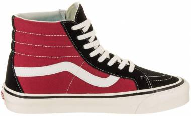 Vans Anaheim Factory SK8-Hi 38 DX - Red (VN0A38GFUBS)