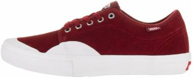 Vans Chukka Low Pro Red Men