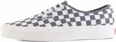 Vans Checkerboard Authentic Pewter Men