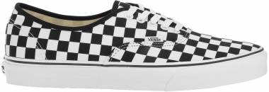 Vans Checkerboard Authentic - Checkerboard Black White