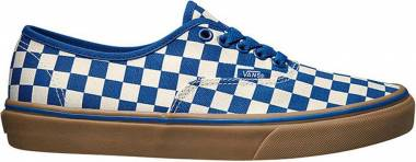 Vans Checkerboard Authentic - Blue