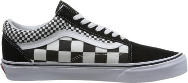 Vans Mix Checker Old Skool - Grey (VA38G1Q9B)
