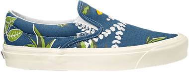 Vans Anaheim Factory Slip-On 98 DX - Blue (VN0A3JEXWVQ)