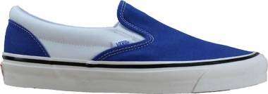 Vans Anaheim Factory Slip-On 98 DX - Blue