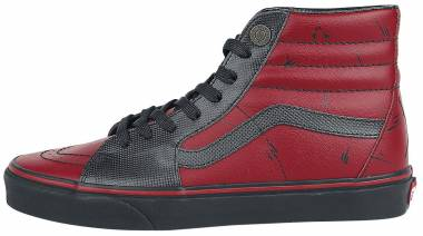 Vans x Marvel SK8-Hi Red Men