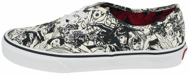 Vans x Marvel Authentic - Black, White (VN0A38EMU5I)