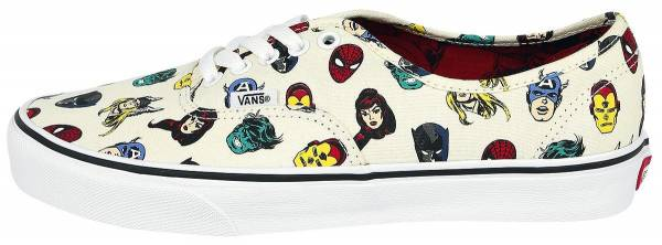 b4d5d13fae 11 Reasons to/NOT to Buy Vans x Marvel Authentic (Jun 2019) | RunRepeat