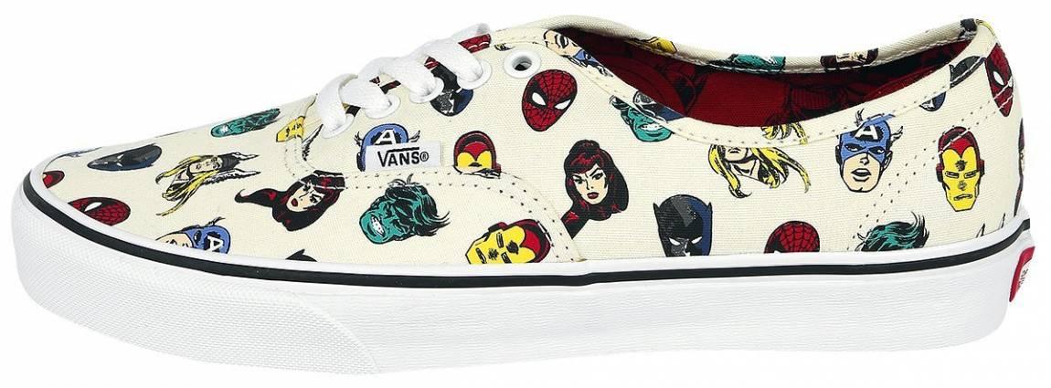 avengers sneakers vans