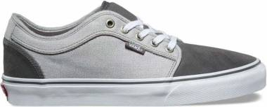 Vans Suiting Chukka Low - Suiting Pewter Frost Gray
