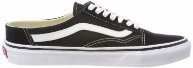 Vans Old Skool Mule - Black (VA3MUS6BT)