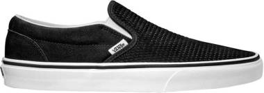 Vans Embossed Suede Slip-On - Black (VN0A38F7U7E)