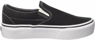 Vans Slip-On Platform - Black (VN00018EBLK)