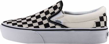 Vans Slip-On Platform - White