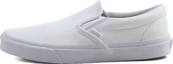 saludo Dialecto golpear  Vans Classic Tumble Slip-On sneakers in black | RunRepeat
