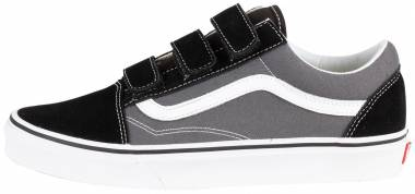 Vans Old Skool V - BLACK / GREY (VN0A3D29PBQ)