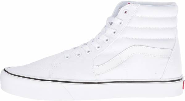 Vans SK8-Hi Lite - Canvas True White (VN0A2Z5YL5R)