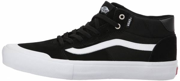 15 Reasons to NOT to Buy Vans Style 112 Mid Pro (Apr 2019)  b82de2acb