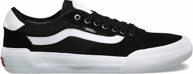 Vans Canvas Chima Pro 2 - Black (VN0A3MTIIJU)