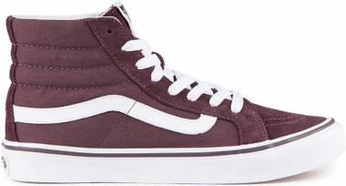 Vans SK8-Hi Slim - Iron Brown True White (VN0A32R2LV6)