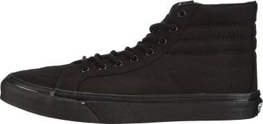 Vans SK8-Hi Slim Black/Black Men