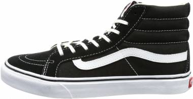 Vans SK8-Hi Slim - Black/True White (VQG36BT)