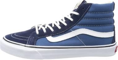 Vans SK8-Hi Slim - Azul Bleu Navy True White (VQG3NWD)