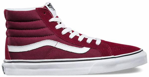 Vans SK8-Hi Slim - Red