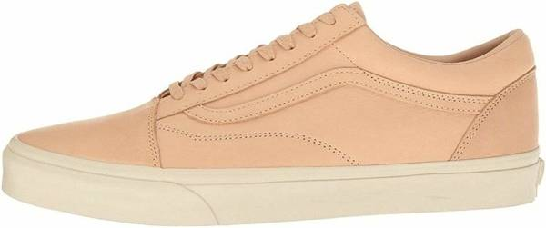 Vans Veggie Tan Leather Authentic DX Beige