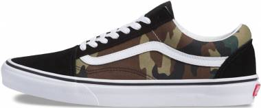 Vans Woodland Camo Old Skool Multi Men